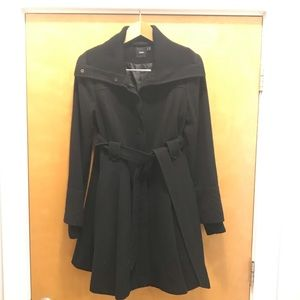 ASOS Wool maternity swing coat